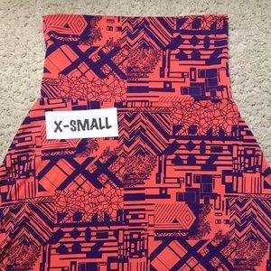 LuLaRoe Maxi Skirt. NWOT